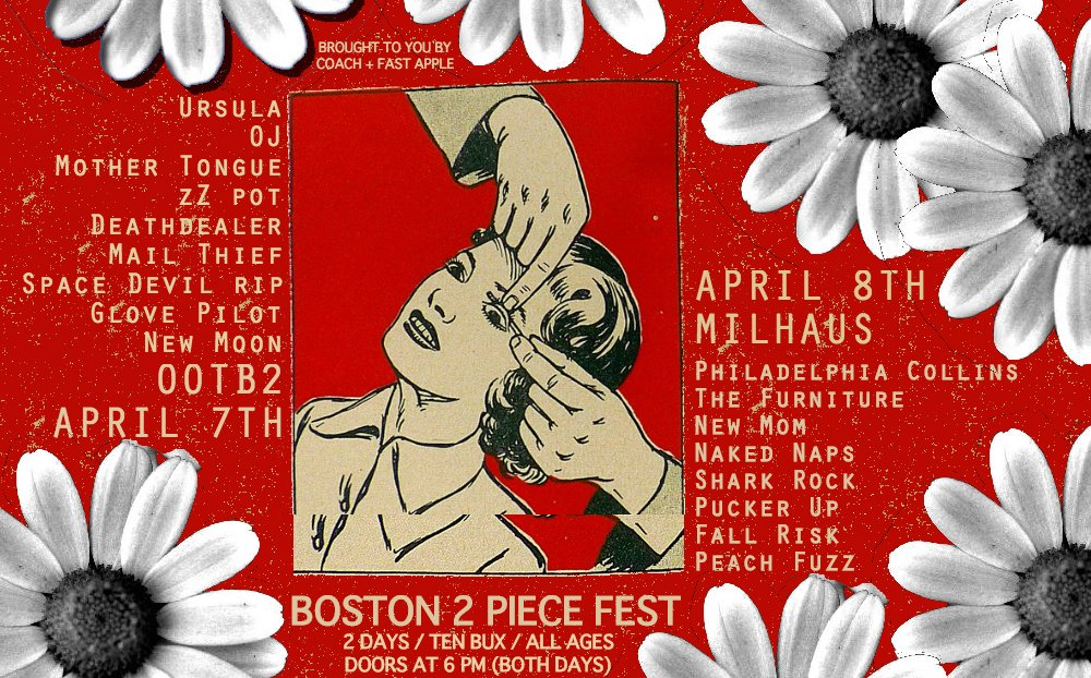 boston 2 piece fest