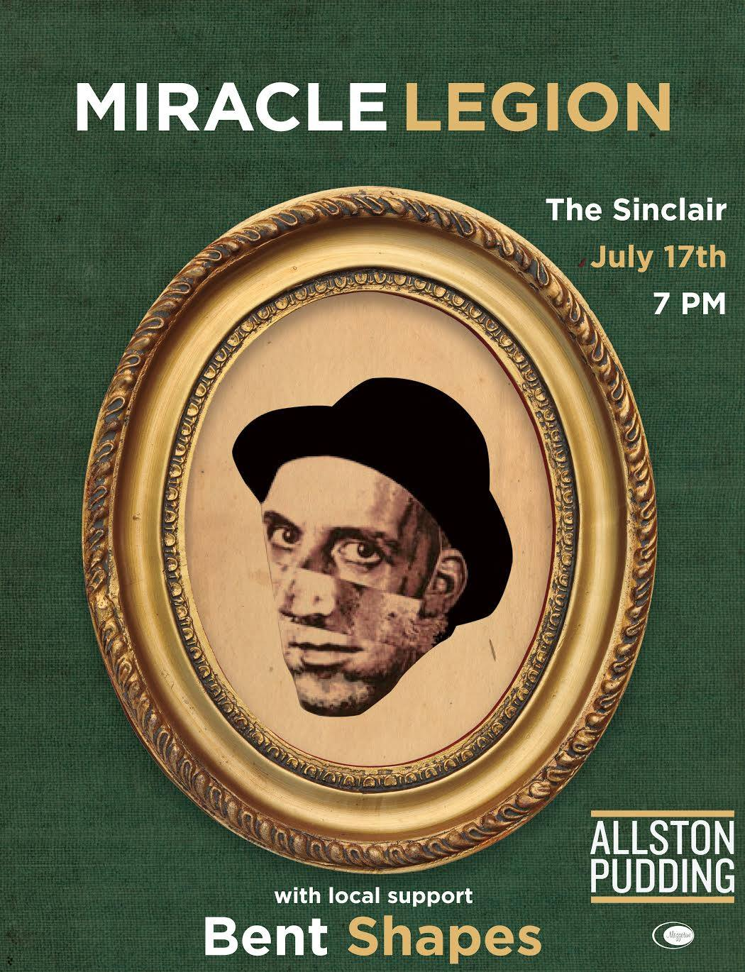 miracle legion sinclair