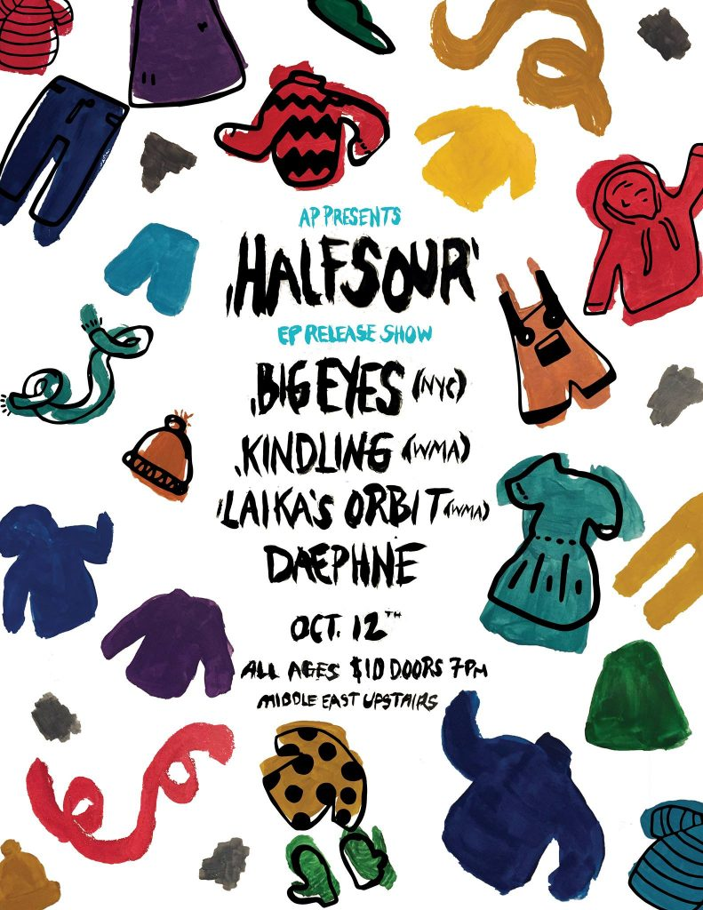 Premiere Halfsour S Charm School Allston Pudding