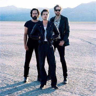 The Killers in the desert