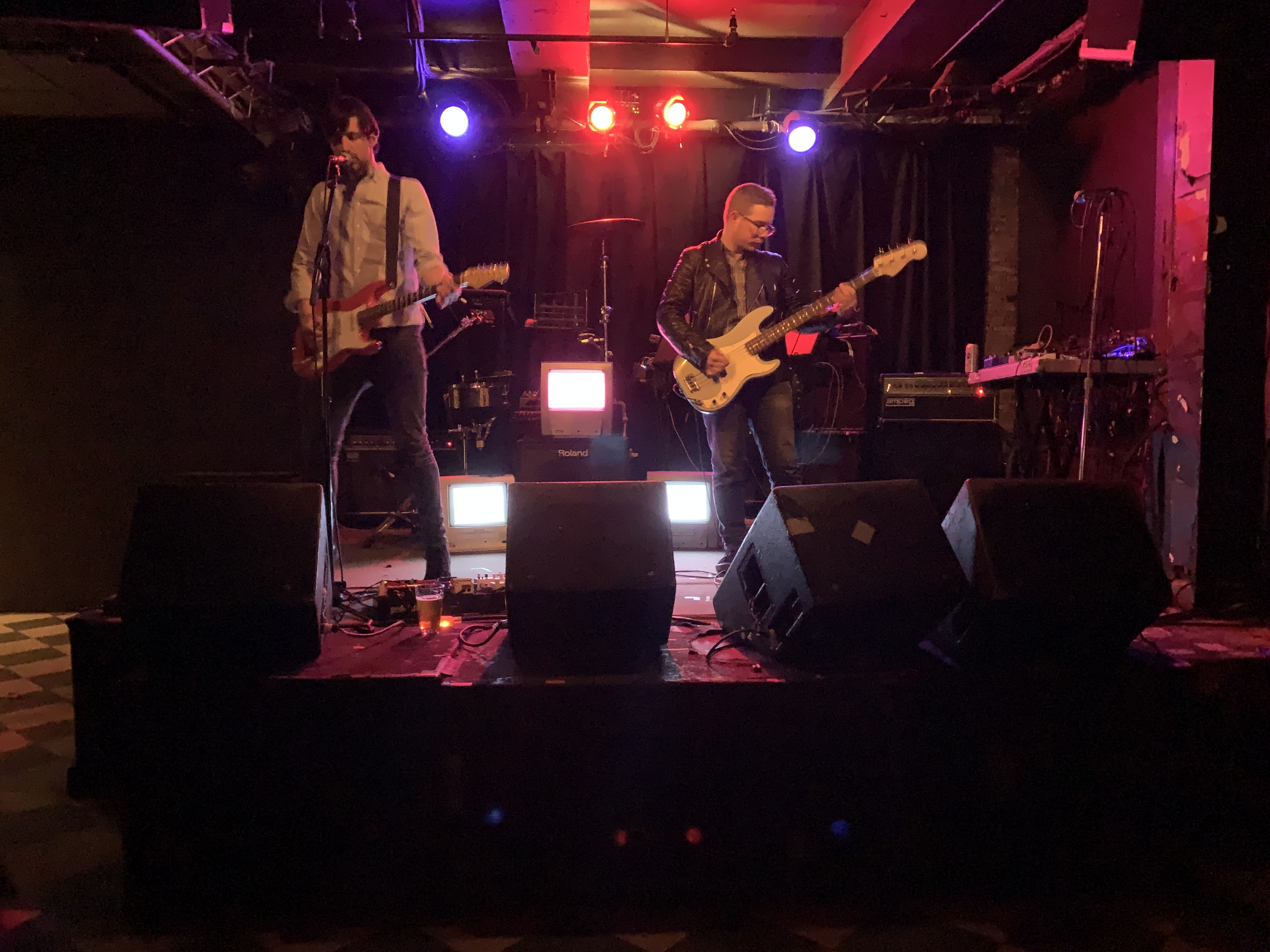 Review Video Shoppe And Limousine Get Goth At Great Scott 2 4